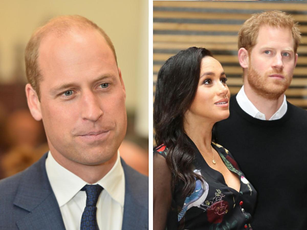 Książę William grozi Meghan i Harry'emu sądem! Co się stało?