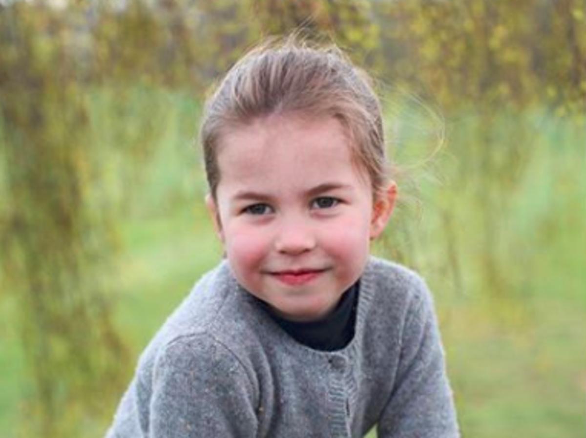 Książę William nie mówi do Charlotte po imieniu. Ma pieszczotliwe określenie