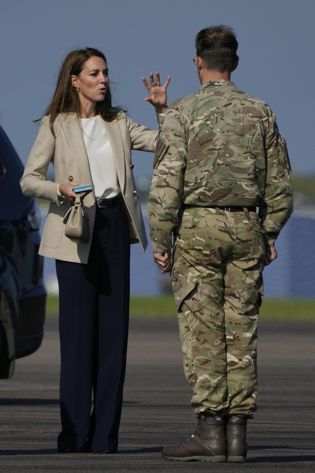 Księżna Cambridge jest w ciąży?