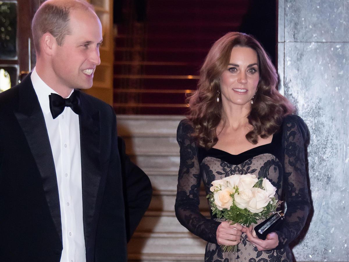 Księżna Kate jest w czwartej ciąży?! Wiemy, który to miesiąc