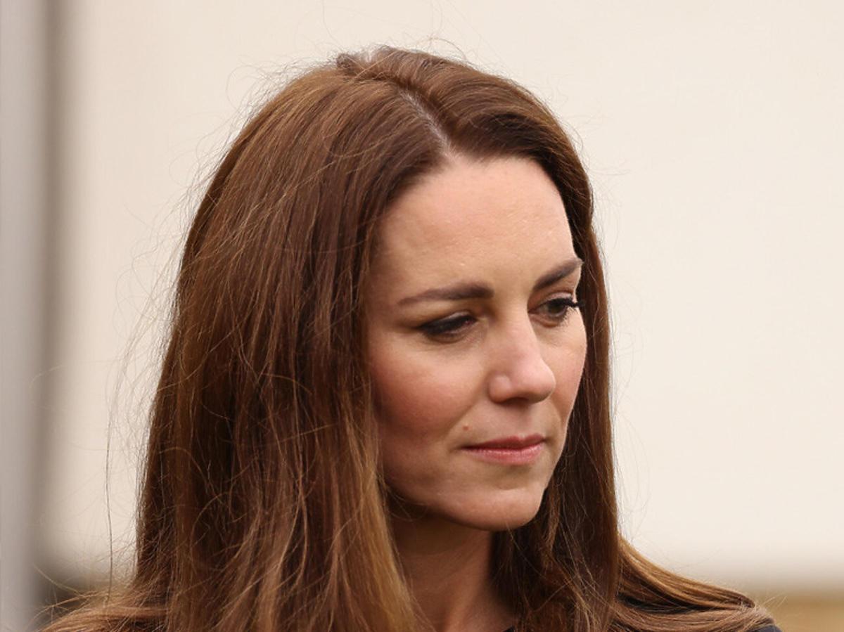 Księżna Kate na kwarantannie