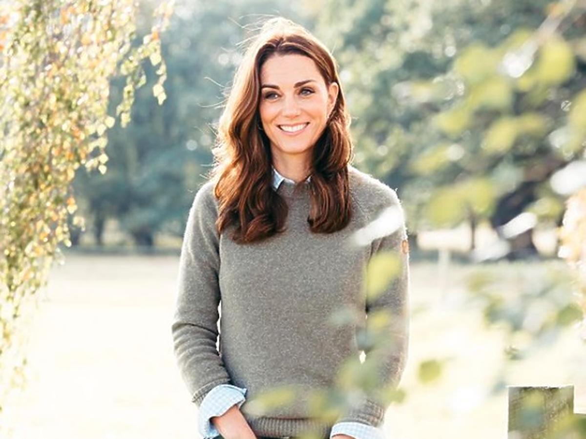 Księżna Kate nosi od 16 lat te same kozaki
