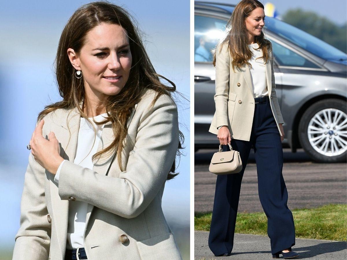 Księżna Kate po dwóch miesiącach nieobecności