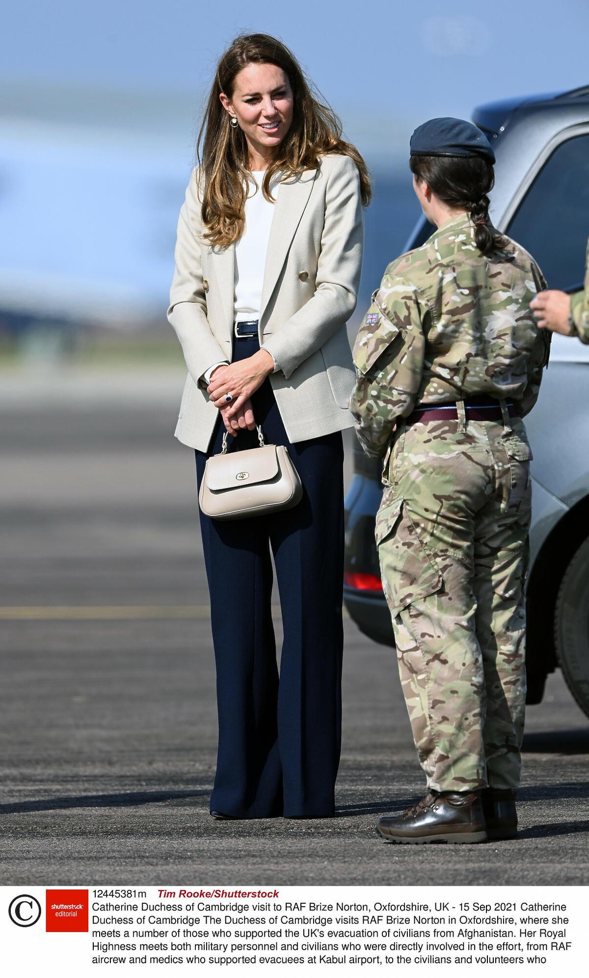 Księżna Kate - stylizacja