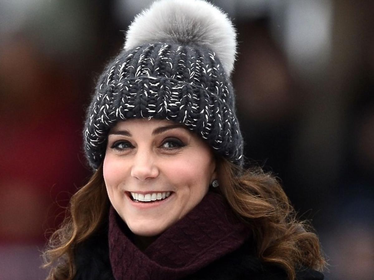 księżna Kate w Szwecji
