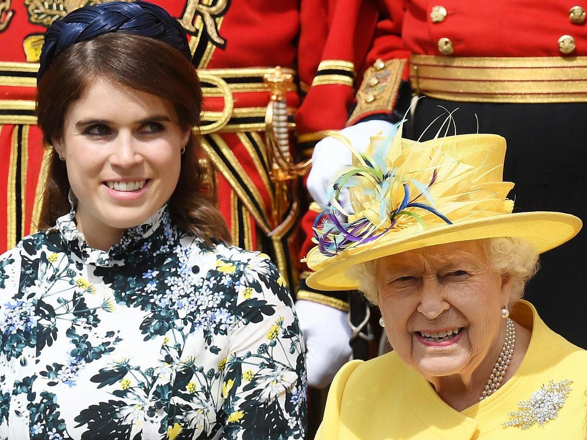 Księżniczka Eugenia wreszcie zdradziła imię syna. Pokazała pierwsze urocze zdjęcia maluszka