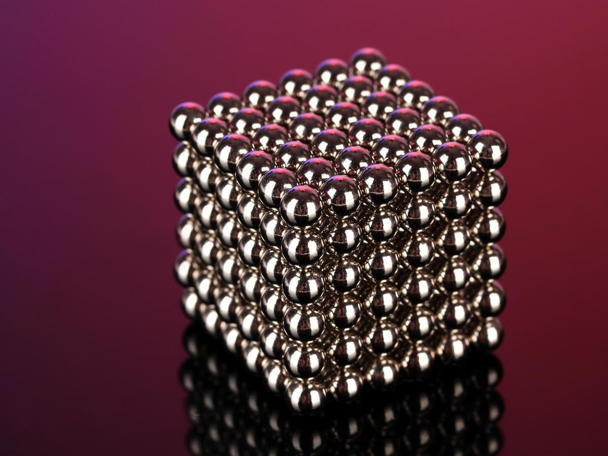 kulki magnetyczne neocube