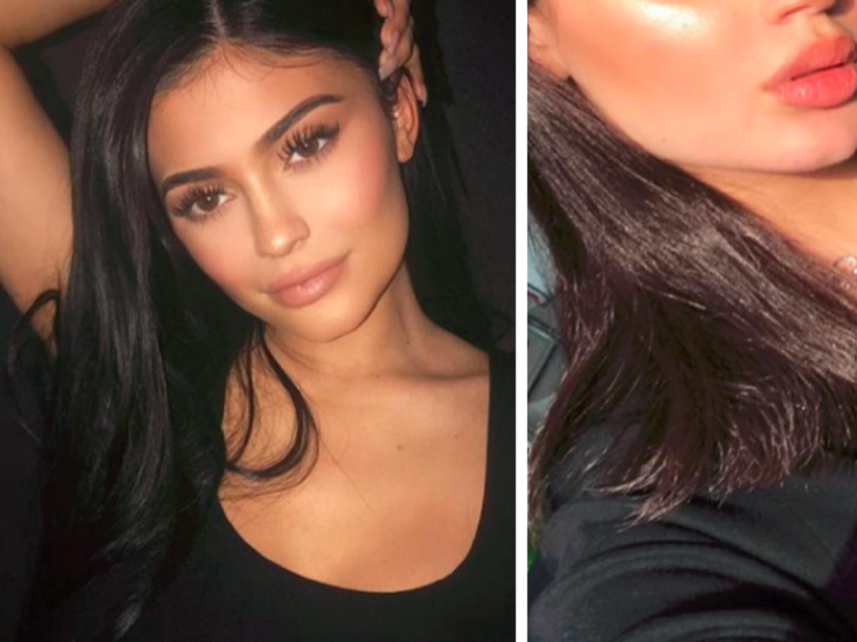 Kylie Jenner i jej sobowtór