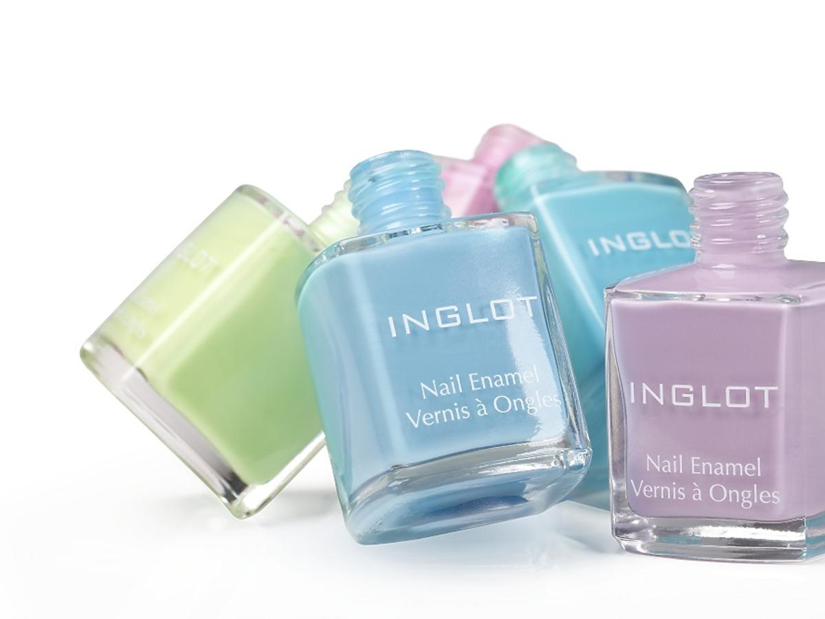 Lakiery do paznokci Inglot Aquarelle