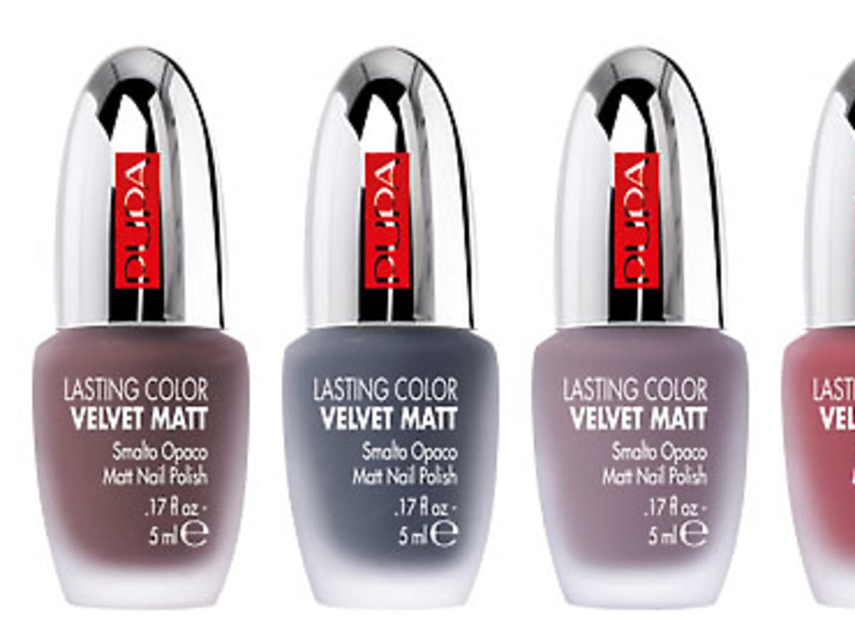 Lasting Color Velvet Matt PUPA