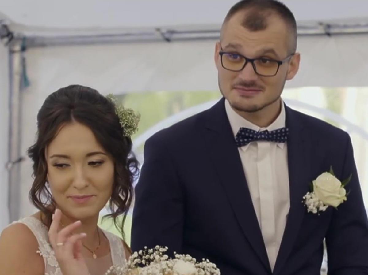 """Laura i Maciej na weselu. """"Ślub od pierwszego wejrzenia"""""""