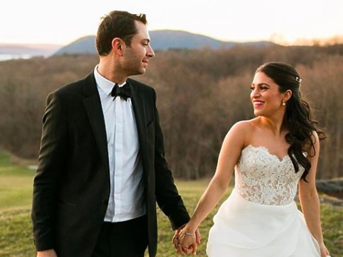 Lauren Levinson schudła w dwa tygodnie do ślubu. Jak?