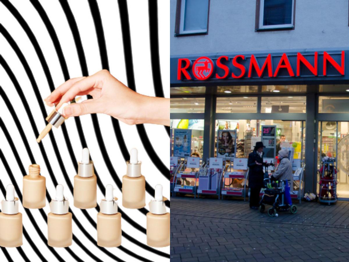 lekki podkład - Rossmann