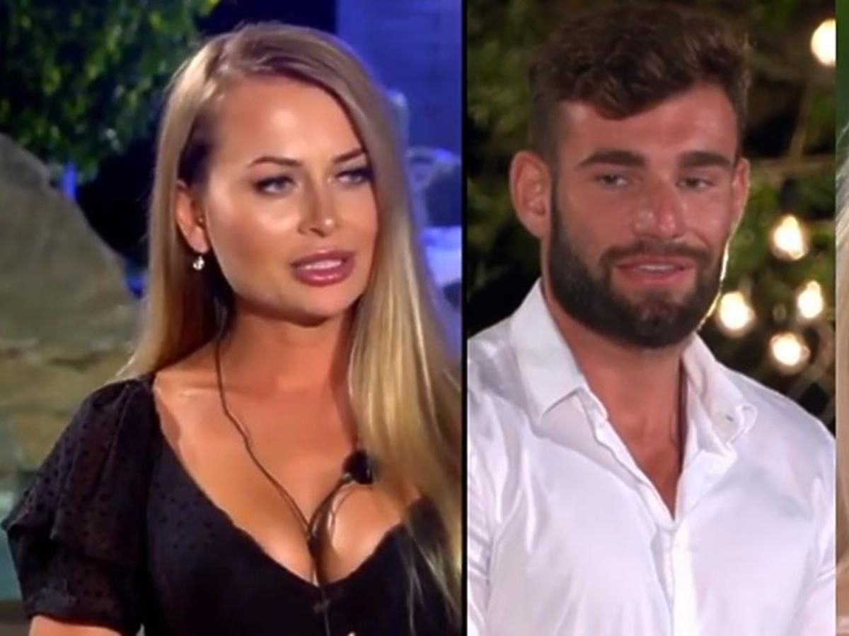 Love Island Karol, Julia i Alicja