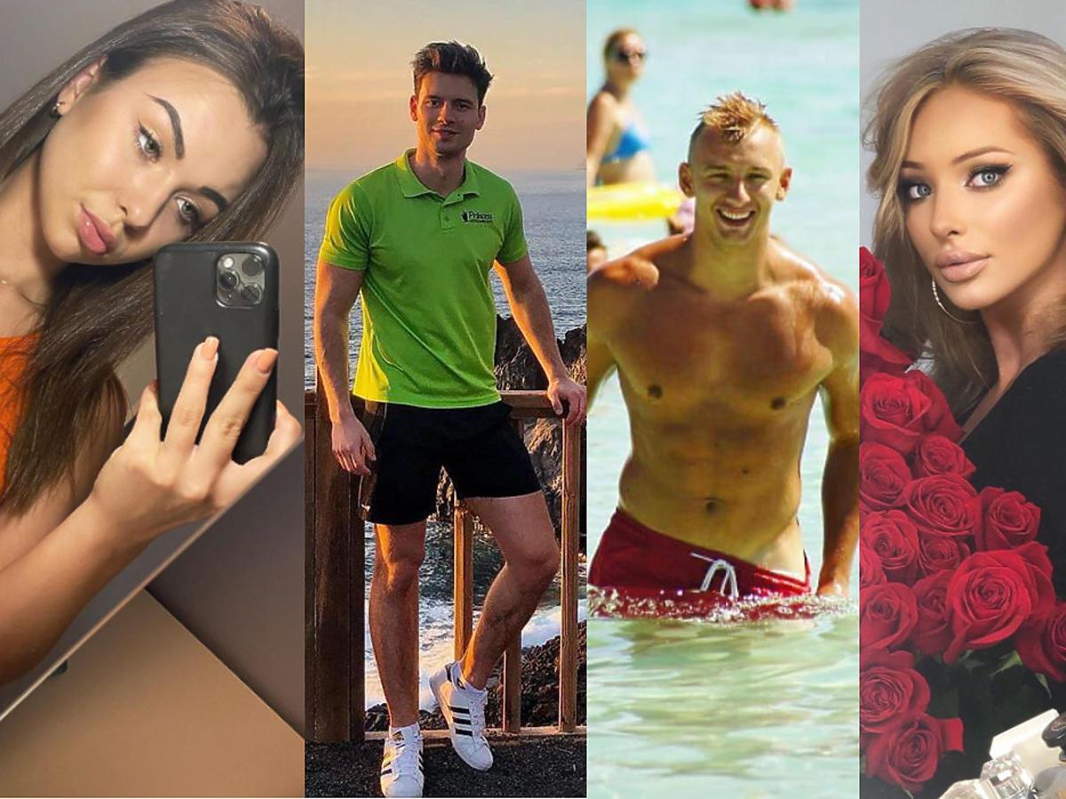 Love Island - Ola i Rafał, Julia i Dominik