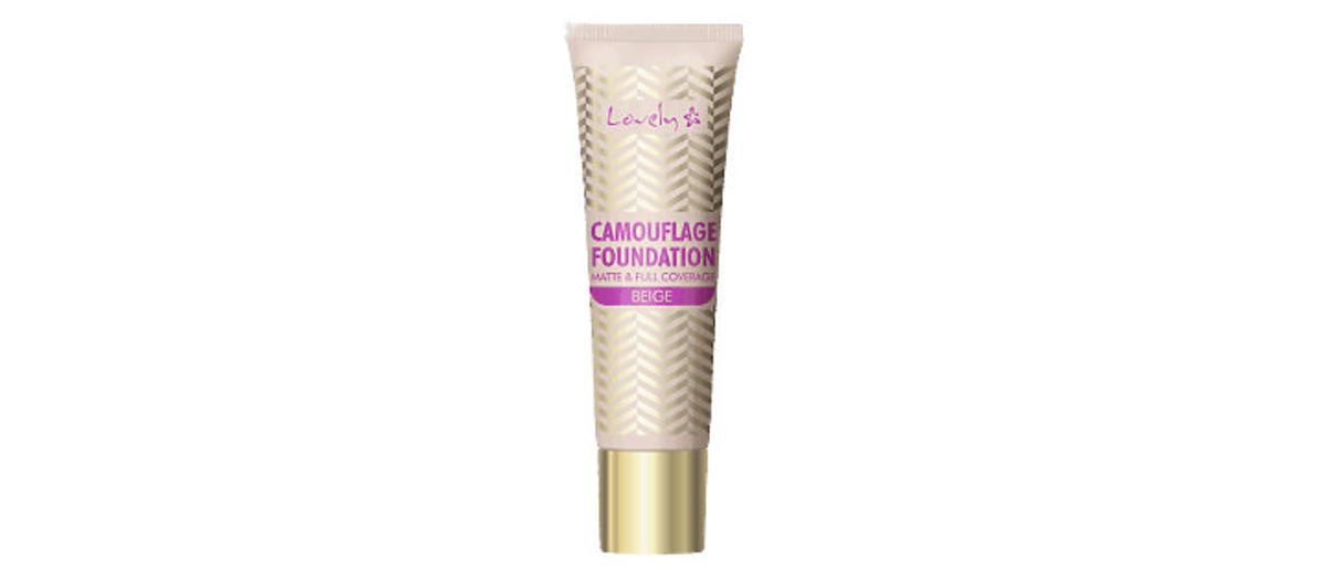 Lovely, Camouflage Foundation