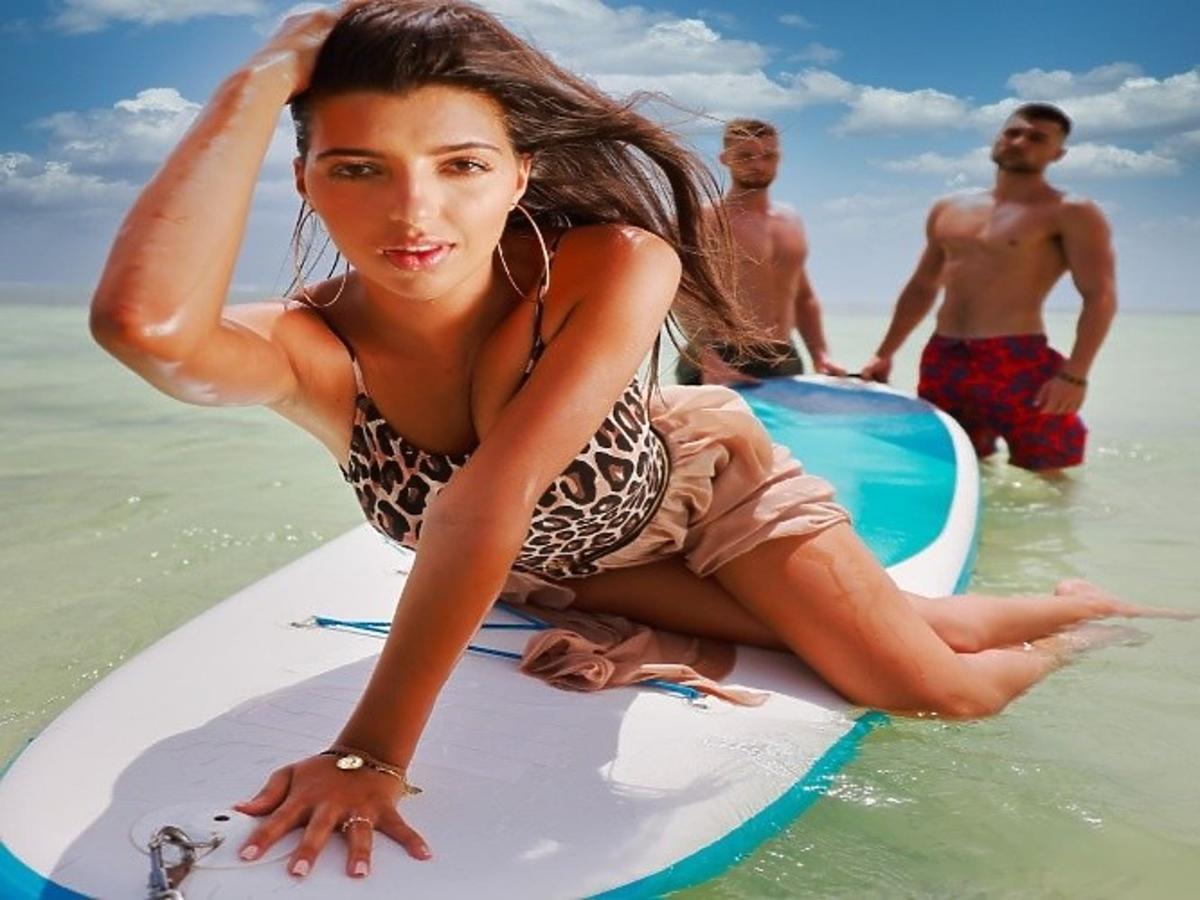 Luiza, Maurycy i Dawid z Hotel Paradise 3