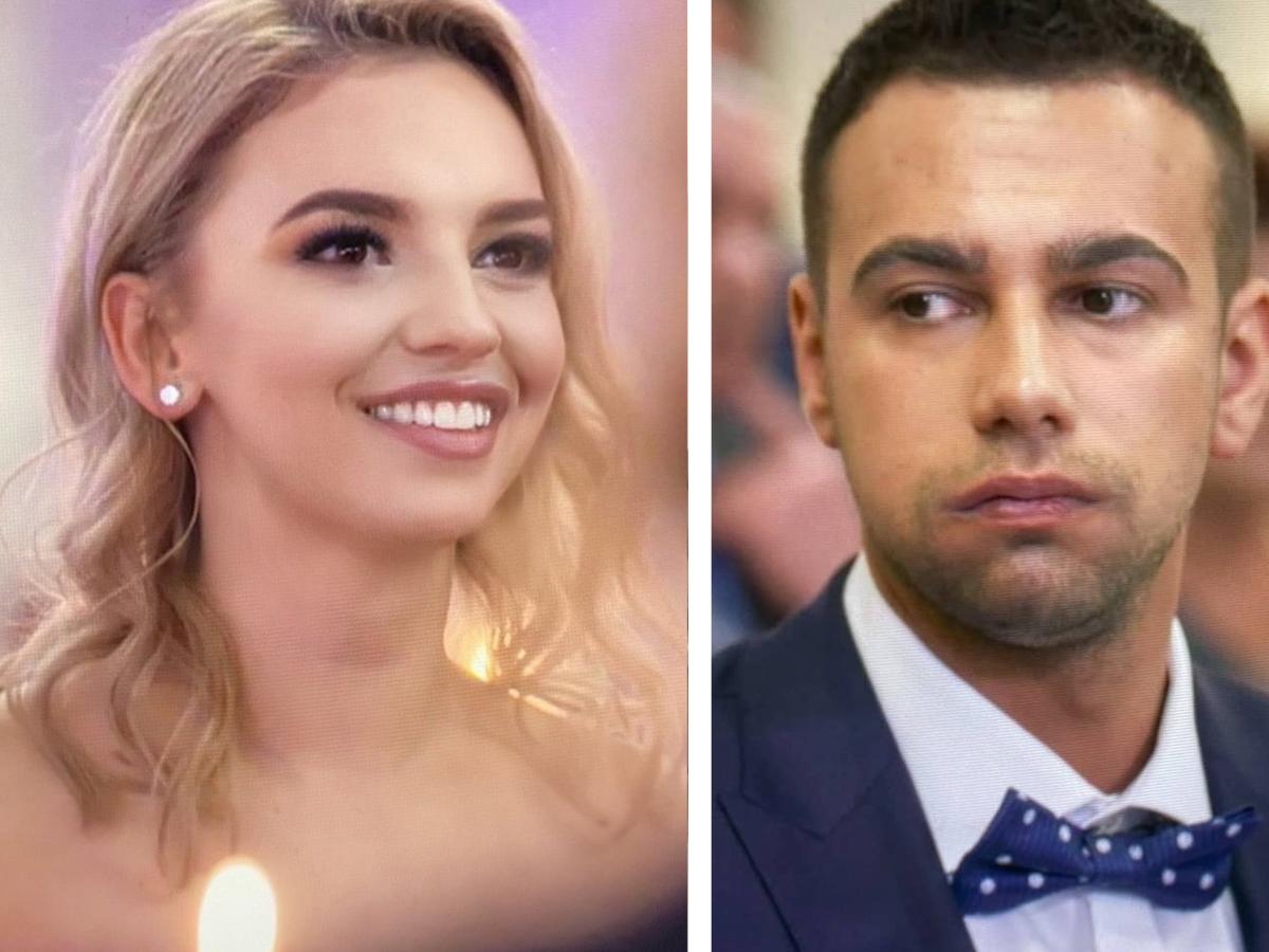"""Łukasz i Oliwia ze """"Ślubu od pierwszego wejrzenia"""" rozstali się?"""