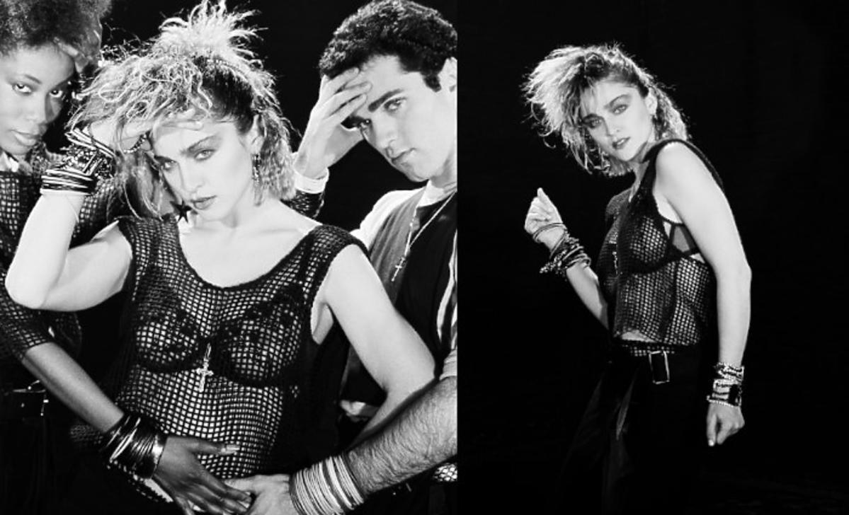 Madonna - 1984 Like a Virgin