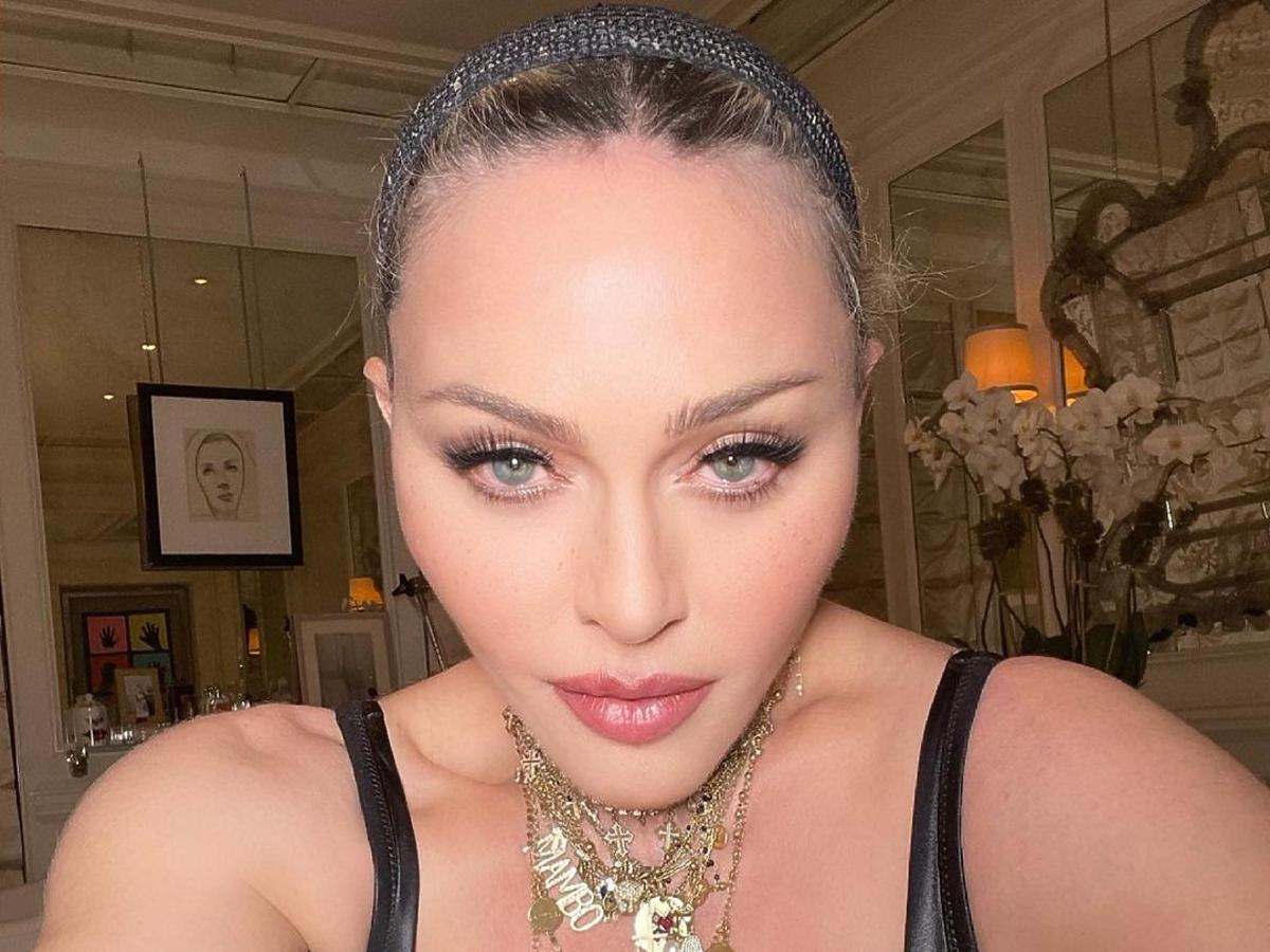 Madonna pokazała nowe zdjęcie