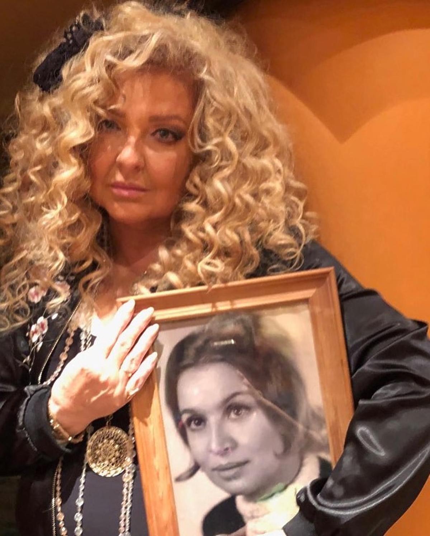 Magda Gessler wspomina zmarłą mamę