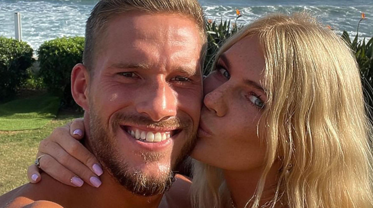 Magda i Wiktor - Love Island