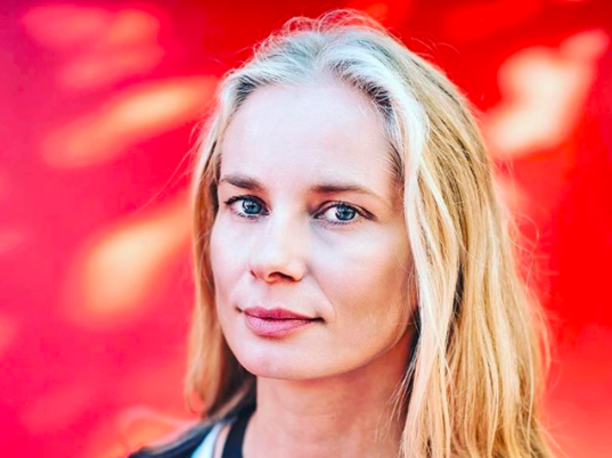 Magdalena Cielecka jest łysa