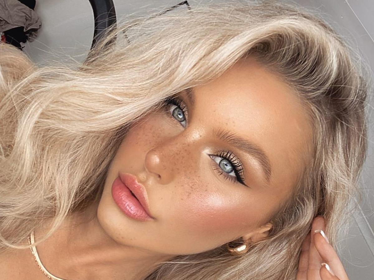 Makijaż na lato - dolphin skin