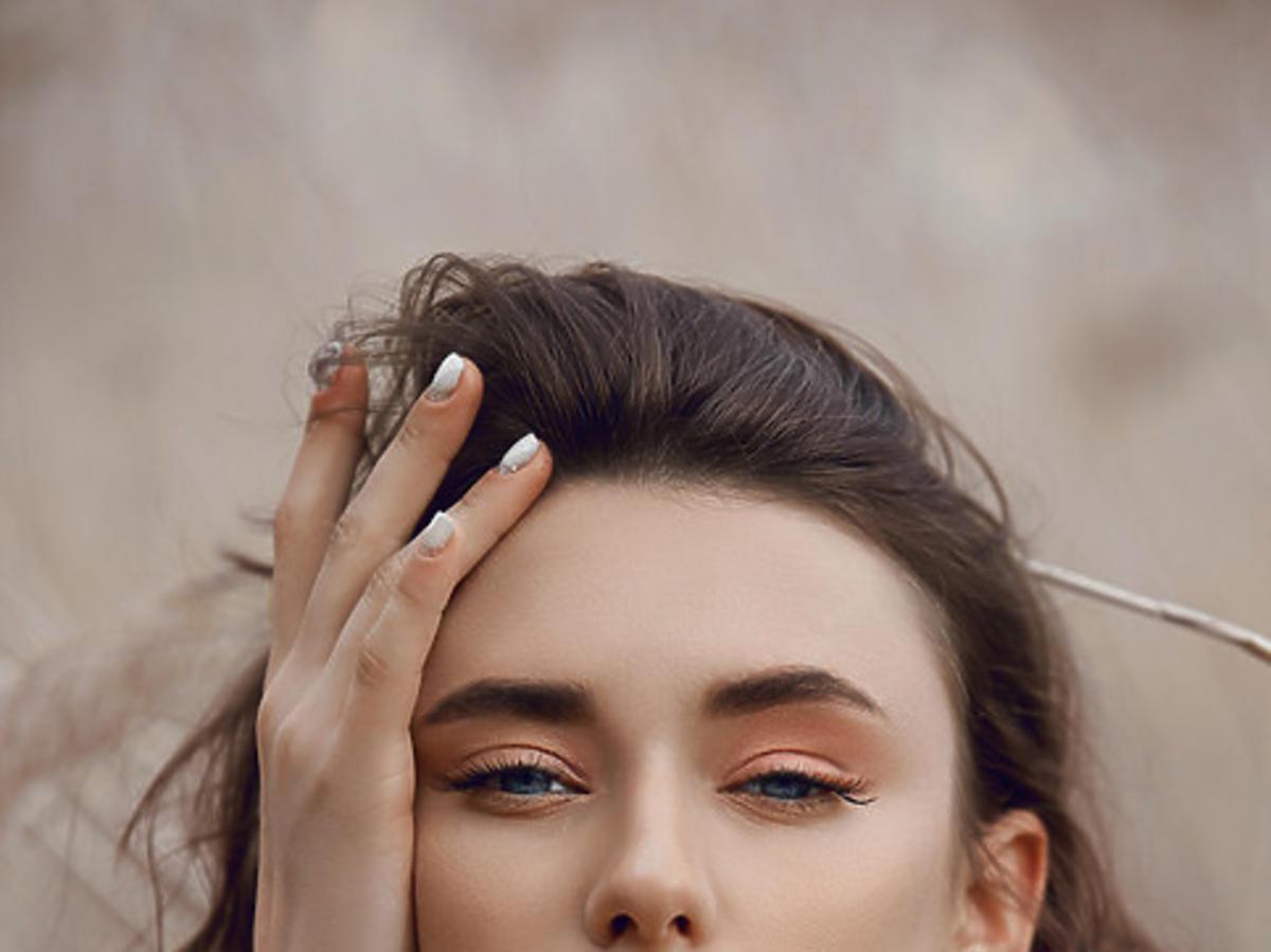 makijaż pudrem mineralnym