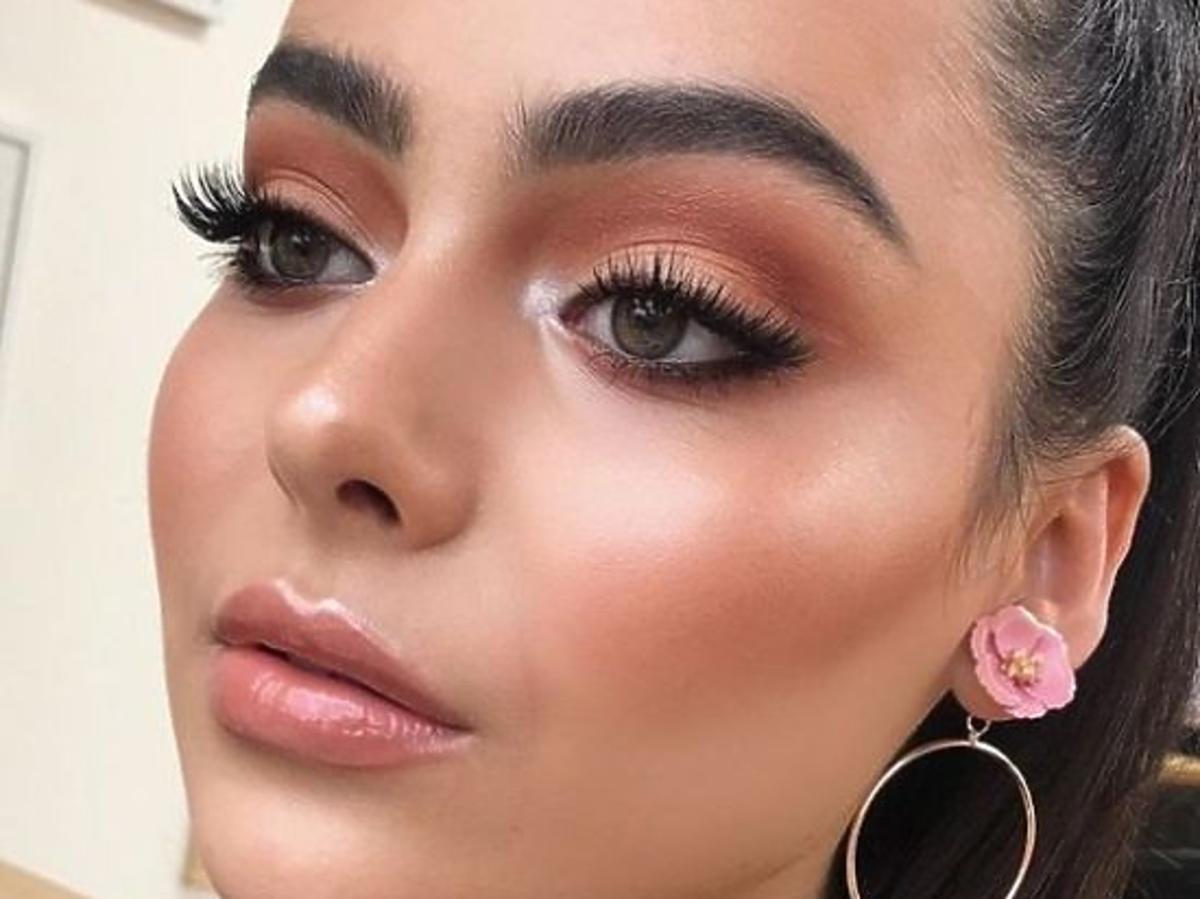 makijaż tuszem Miss Sporty