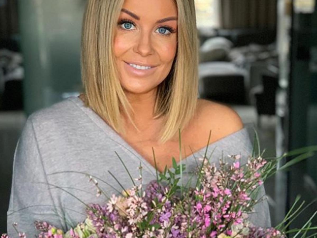 Małgorzata Rozenek-Majdan już wybrała rodziców chrzestnych dla swojego dziecka