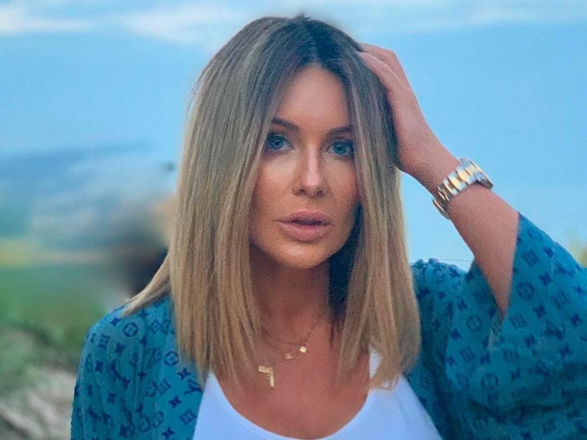 Małgorzata Rozenek-Majdan narzeka na uzależnienie swojego 10-letniego syna Tadeusza