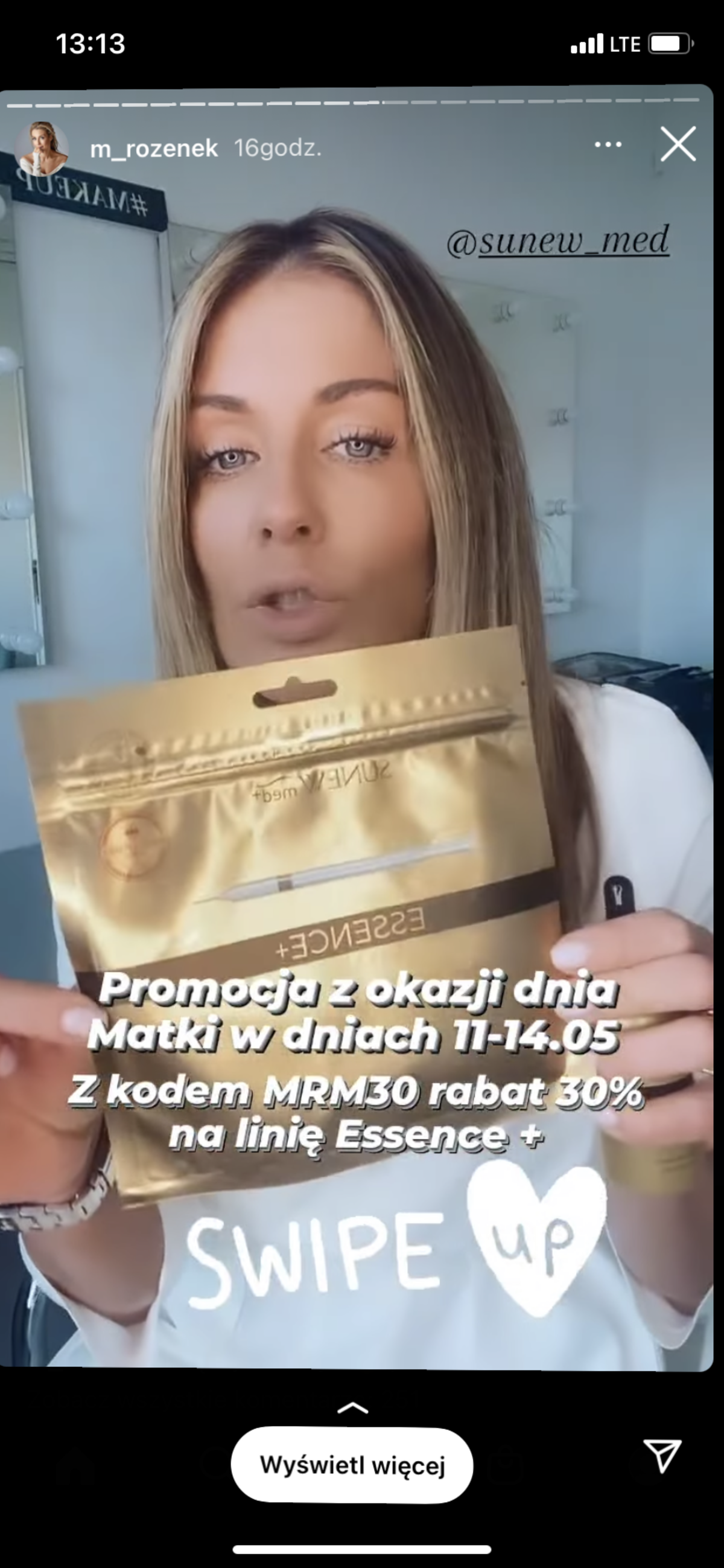 Małgorzata Rozenek-Majdan zdradziła swój hit na odmłodzenie twarzy