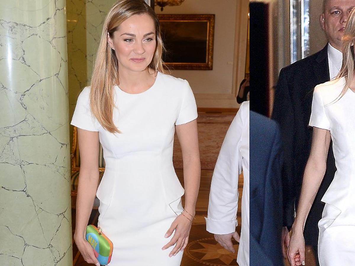 Małgorzata Socha i Madalena Ogórek