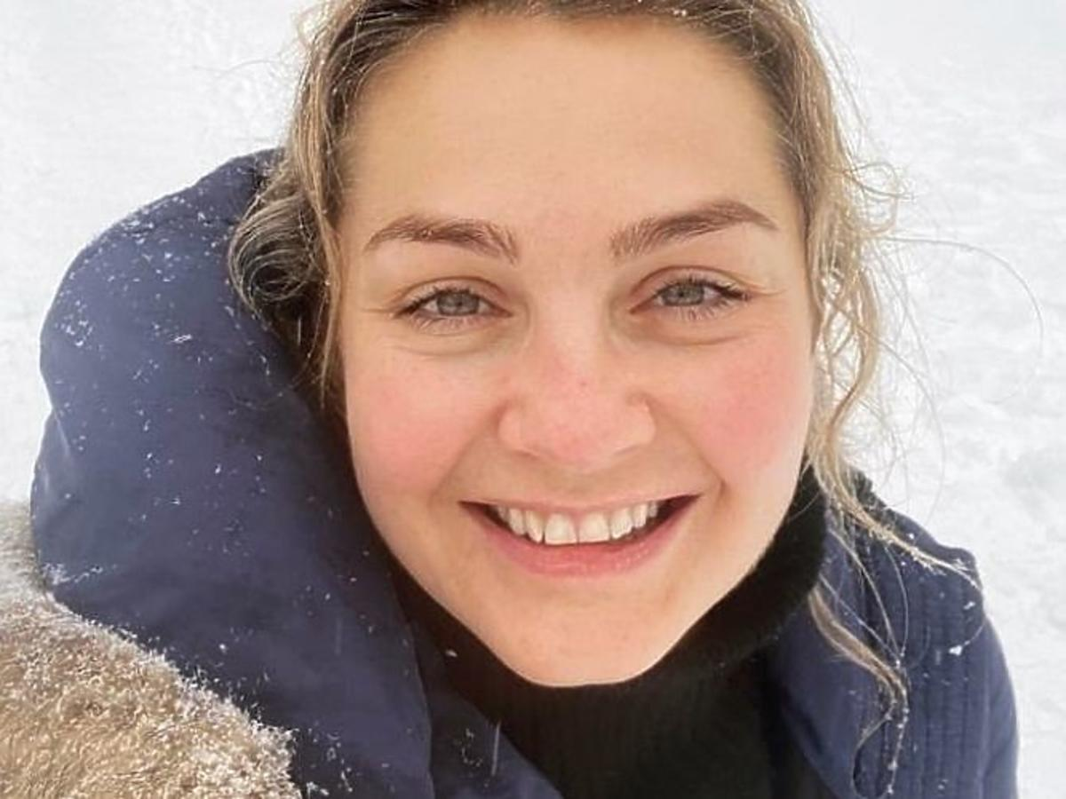 Małgorzata Socha w górach. Fani byli oburzeni zachowaniem aktorki