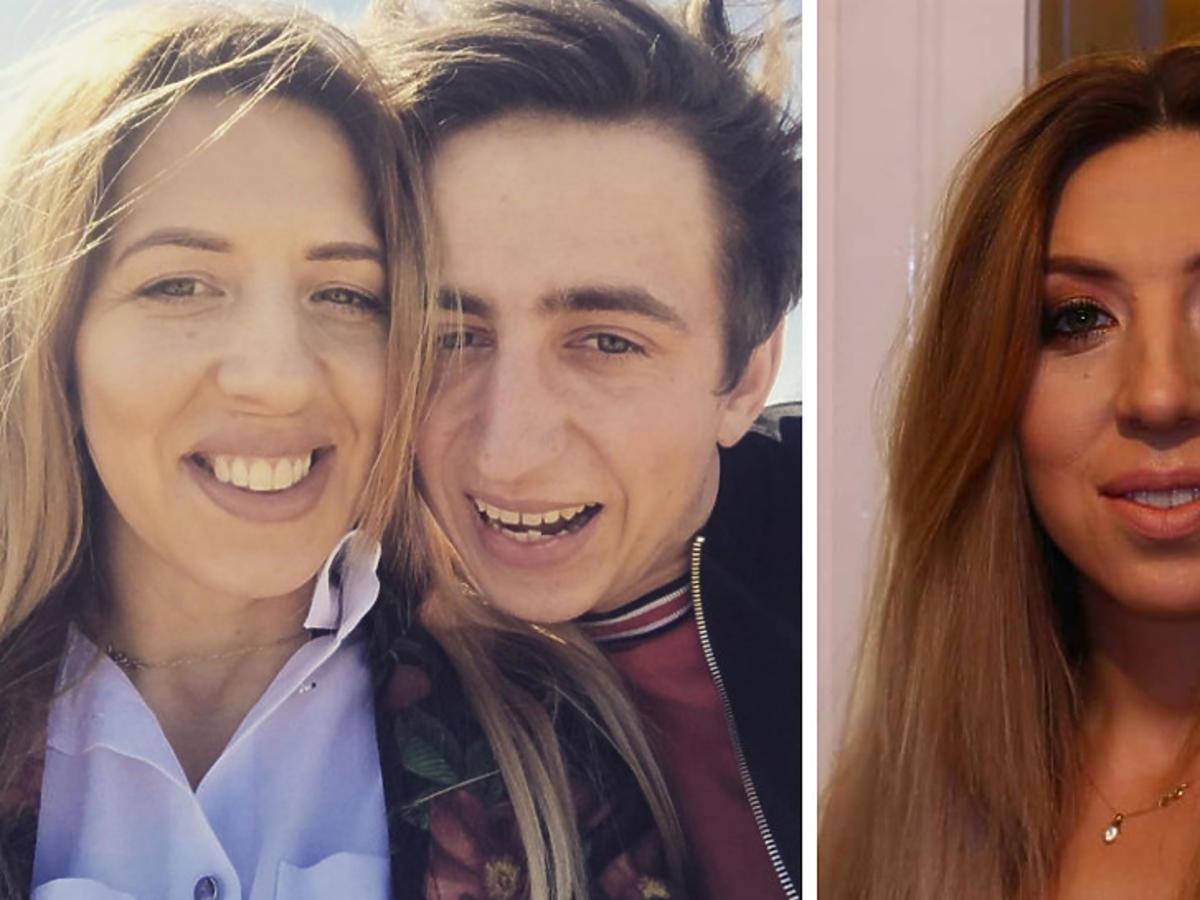 """Małgosia z """"Rolnik szuka żony"""" już tak nie wygląda! Ciężarna gwiazda TVP postawiła na odważny kolor włosów"""