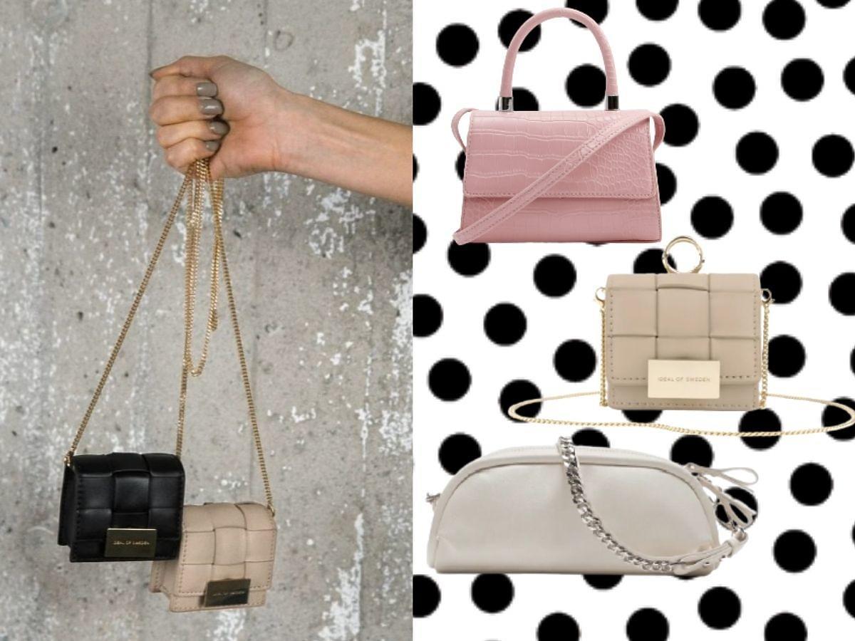Malutkie torebki - przegląd hitów z popularnych sieciówek [Reserved, Mohito, Zara]