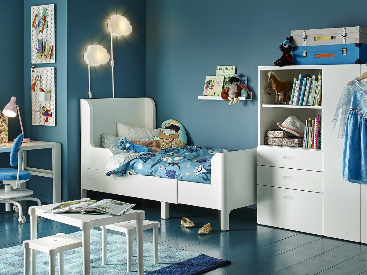Mały pokój dziecięcy – jak go zaaranżować?