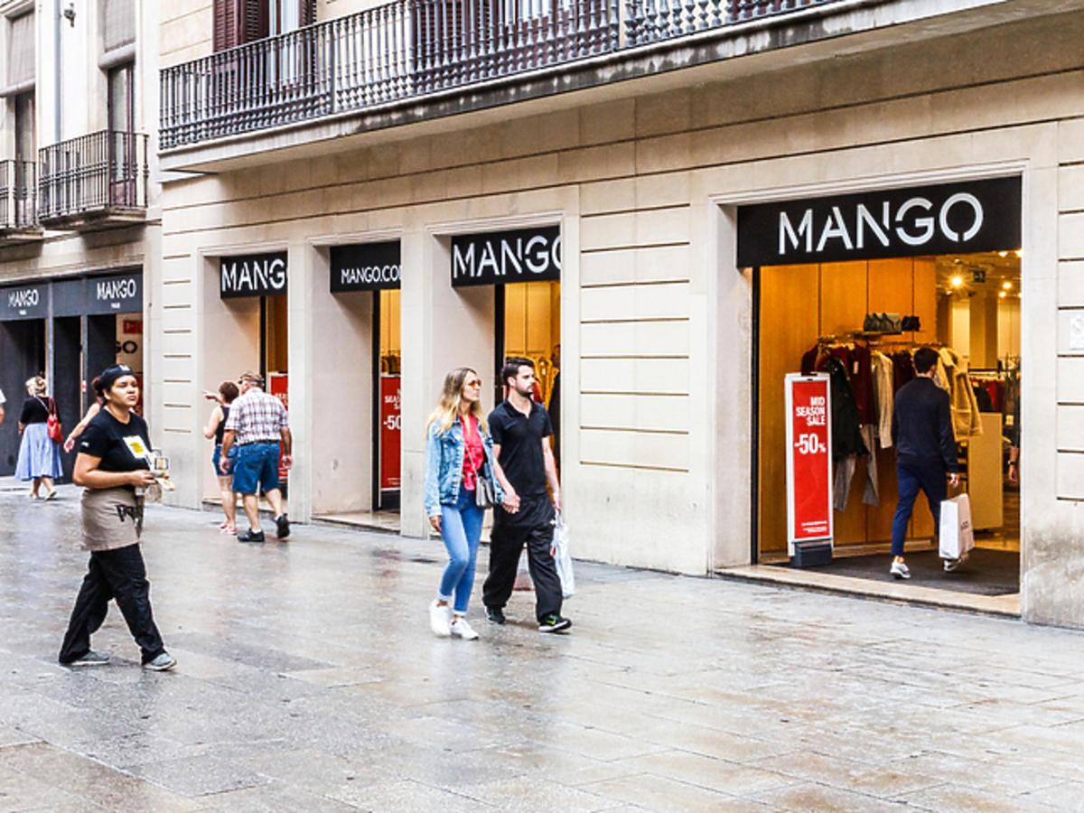 mango 2019 wyprzedaż zimowa