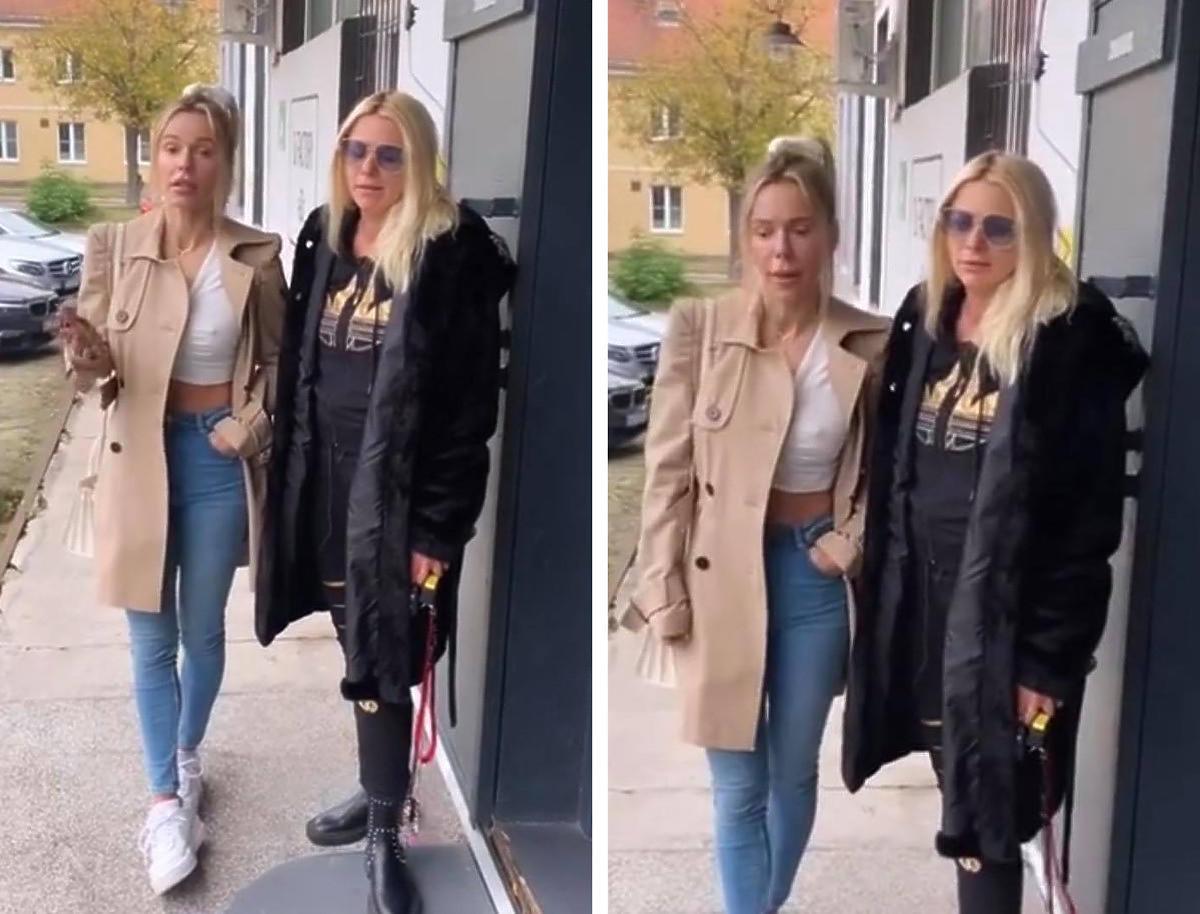 Maria Sadowska i Doda nie mogą dokończyć filmu