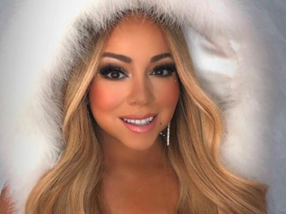 Mariah Carey zaliczyła wpadkę z rajstopami