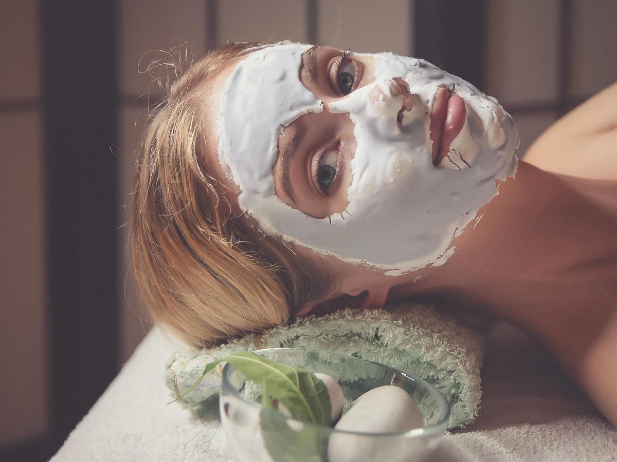 maska algowa do twarzy