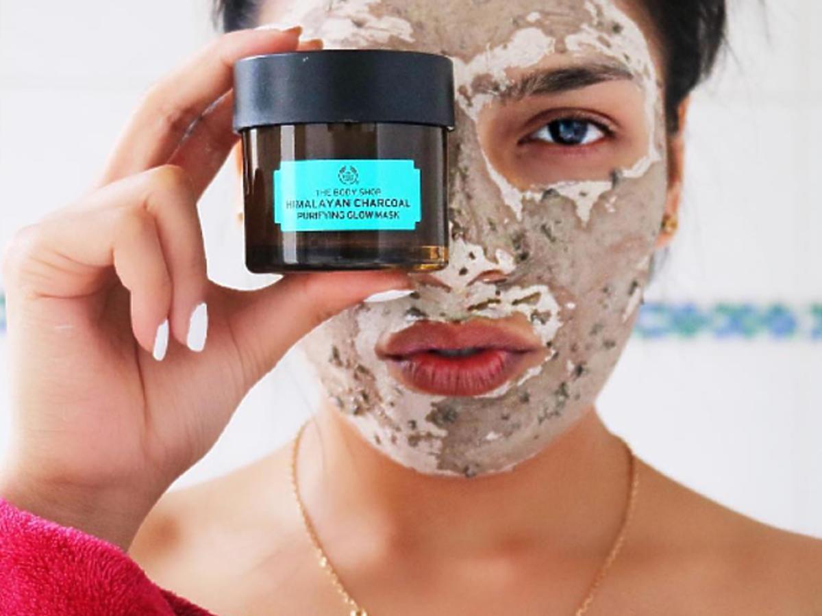 Maska The Body Shop