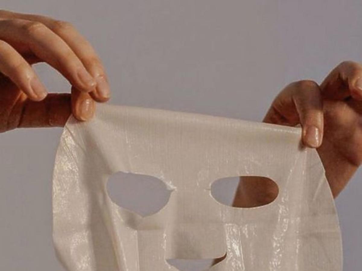 maski w płachcie Mediheal w Lidlu