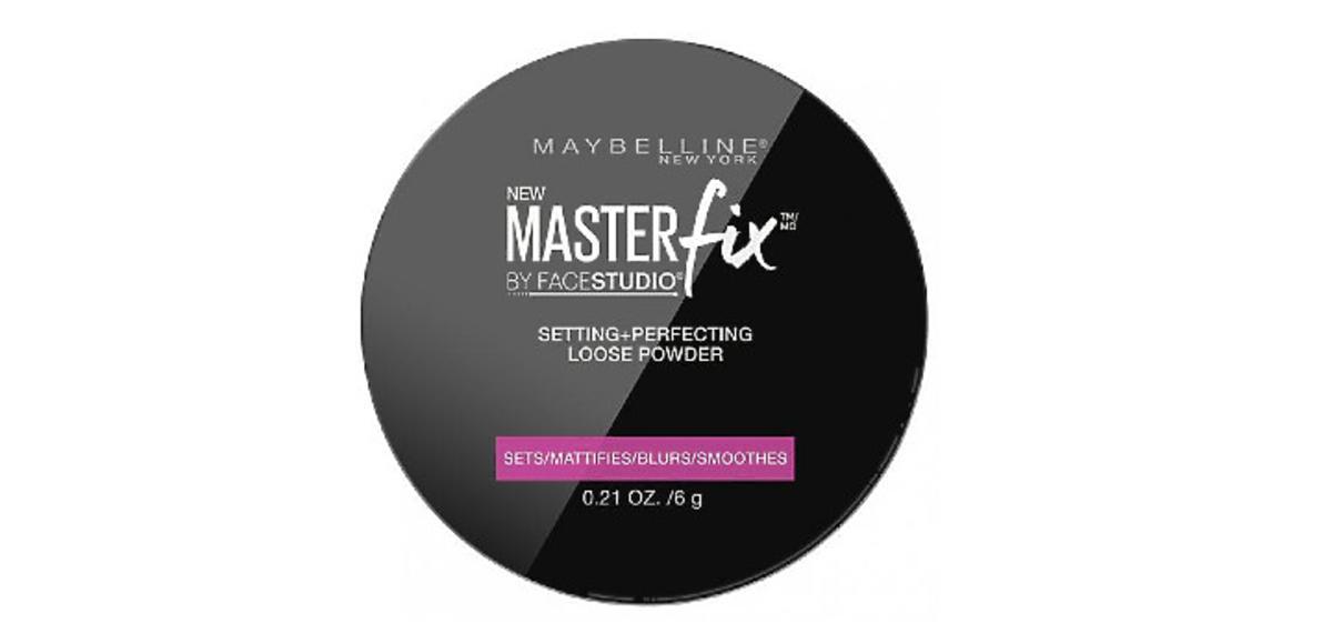 Maybelline New York, Master Fix , Setting + Perfecting Loose Powder