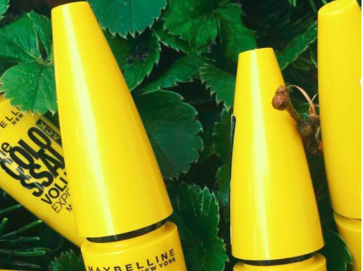 Maybelline, The Colossal, Volum` Express 100% Black Mascara