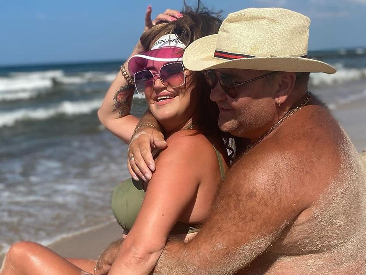 """Mąż Agnieszki Kotońskiej z """"Gogglebox"""" zaliczył wpadkę na zdjęciu?"""