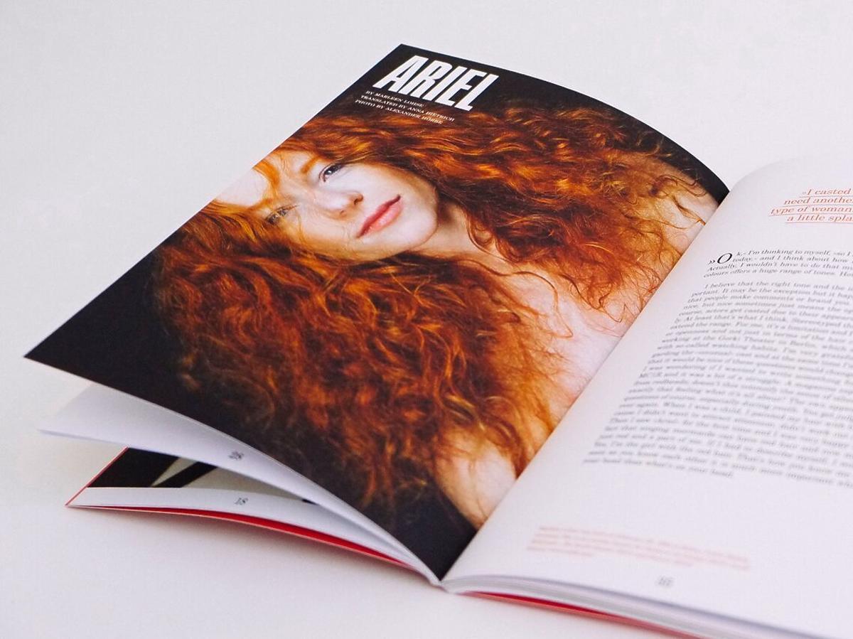 MC1R magazyn dla rudych