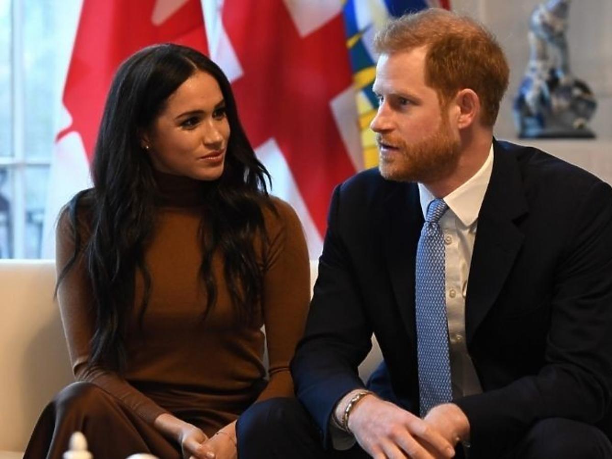 Meghan i Harry udzielili wywiadu Oprah