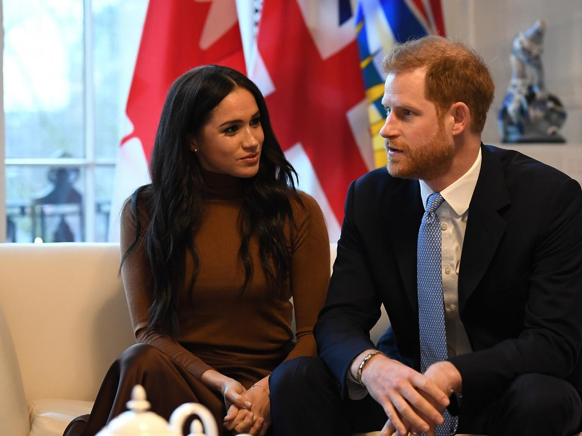 Meghan i Harry wrócą do Wielkiej Brytanii. Mają ważny powód